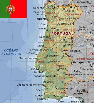 mapa completo de portugal Mapa Portugal   JungleKey.pt Imagem #50 mapa completo de portugal